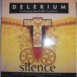 Delerium Featuring Sarah McLachlan - Silence (Remixes By Airscape And Dj Tiësto)