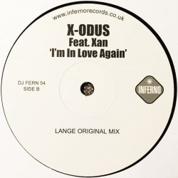X-odus ‎– I'm In Love Again