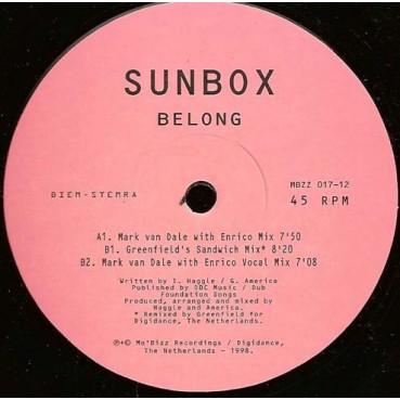 Sunbox – Belong