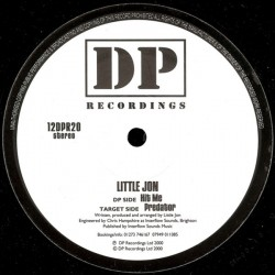 Little Jon – Hit Me / Predator