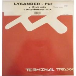 Lysander – Pusher