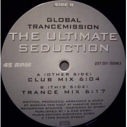 Global Trancemission ‎– The Ultimate Seduction