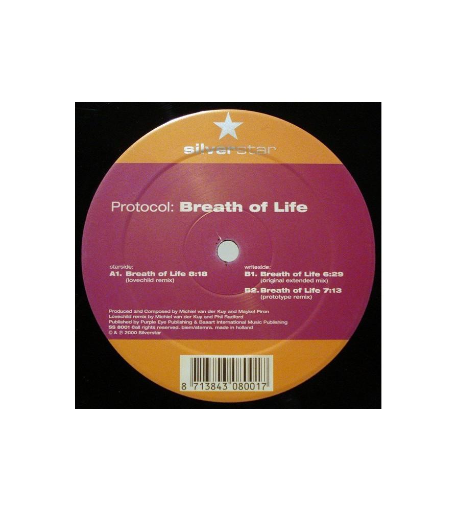 Protocol – Breath Of Life