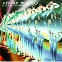 String Quartet Feat. Dr. Pil – Da Da Da Ich Lieb Dich Nicht (MELODIA DEL 97!)