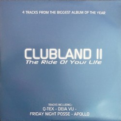 Clubland II - The Ride Of Your Life