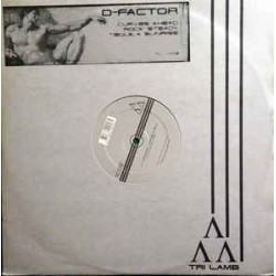 D-Factor ‎– Curves Ahead