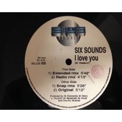 Six Sounds – I Love You