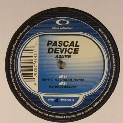 Pascal Device ‎– Azure