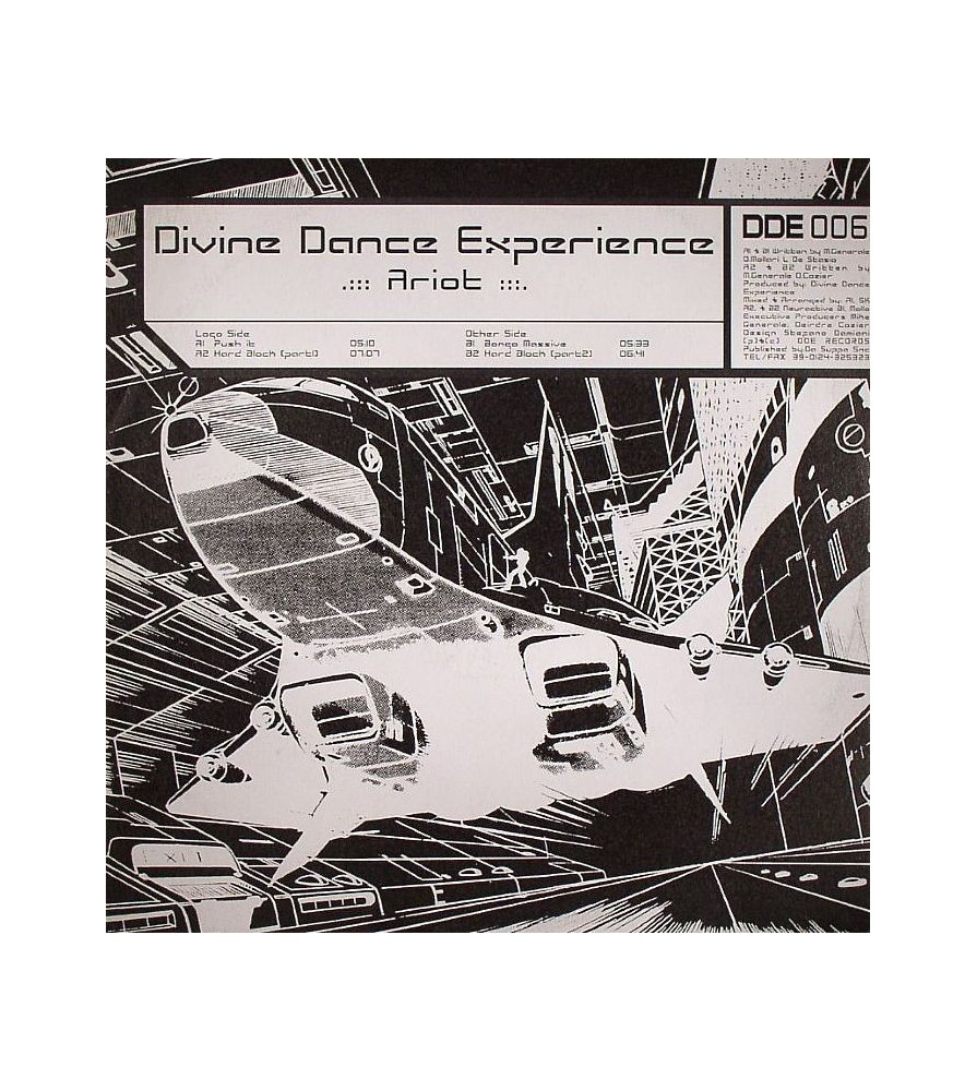 Divine Dance Experience – Ariot