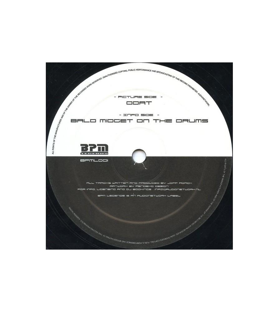 Joff Roach – Odat EP