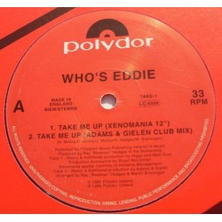 Who's Eddie - Take Me Up
