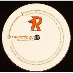 Fabietto DJ – Generation 2000 (REDEMPTION)