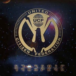 United Citizen Federation Featuring Sarah Brightman ‎– Starship Troopers