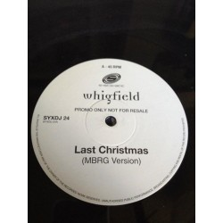 Whigfield – Last Christmas (IMPORT)