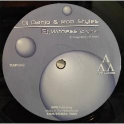 DJ Danjo & Rob Styles – Witness