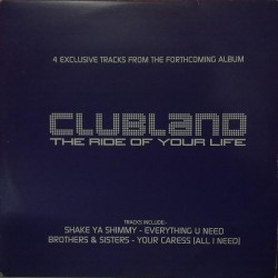 Clubland - The Ride Of Your Life Vol.1