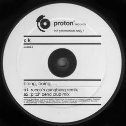 CK – Boing, Boing