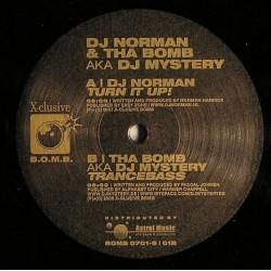 DJ Norman & Tha Bomb (2) aka DJ Mystery – Turn It Up