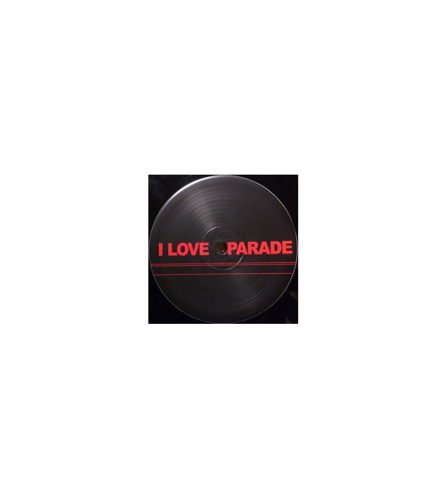 Unknown Artist ‎– I Love Parade