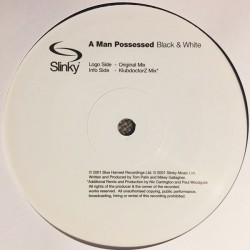 A Man Possessed ‎– Black & White