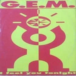 GEM - I Feel You Tonight (PORTADA PROPIO)