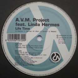 AVM Project Feat Linda Hermes – Life Time (TEST PRESSING ITALIANO NUEVO¡¡)
