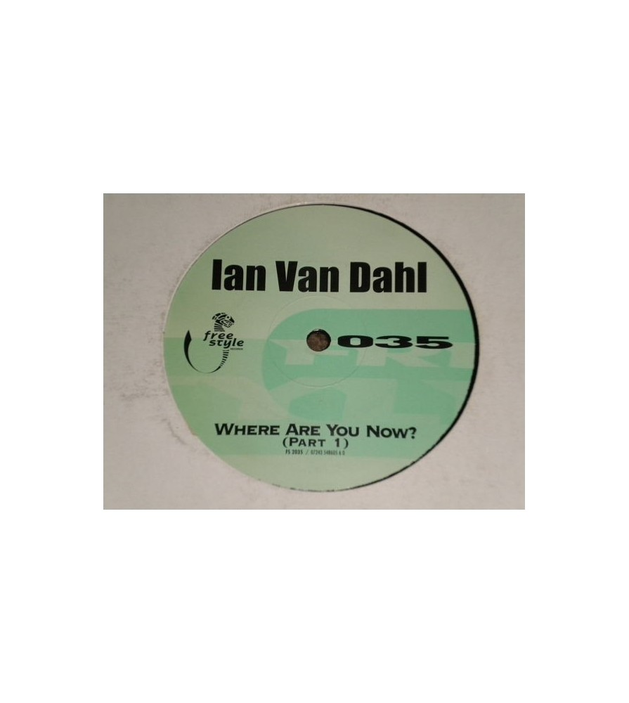 Ian Van Dahl – Where Are You Now? (Part 1)