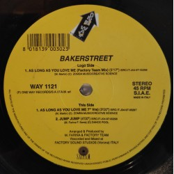 Bakerstreet – As Long As You Love Me