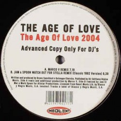 The Age Of Love – The Age Of Love 2004