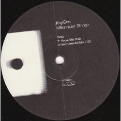 Kay Cee - Millennium Stringz (DISCO ORIGINAL 98 ,PELOTAZO¡¡¡)