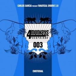 Carlos Garcia Presents Fanatical Groove 3.0 feat. Llanos ‎– Emotional
