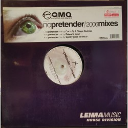 Coco DJ vs. DJ Diego Cuevas & DJ Jose – No Pretender 2006(REMIXES BUENISIMOS,COPIAS NUEVAS¡¡)