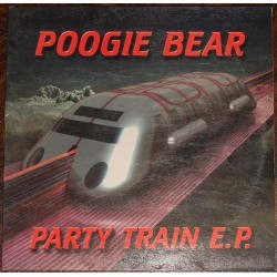 Poogie Bear - Party Train E.P.(OTRO PELOTAZO JUMPER DEL 98,DISCO ORIGINAL NUEVO¡¡)