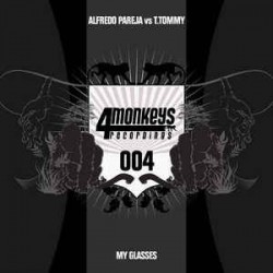 Alfredo Pareja Vs. T.Tommy ‎– My Glasses