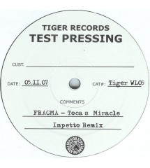 Fragma ‎– Toca's Miracle /...