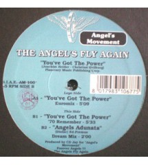 The Angel's Fly Again ‎–...