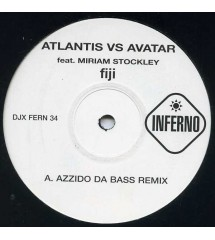 Atlantis Vs. Avatar ‎– Fiji...