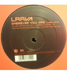 Laava - Wherever You Are
