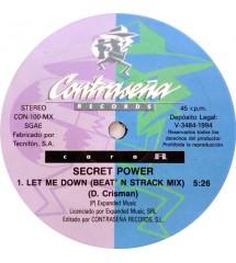 Secret Power – Let Me Down...