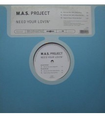 M.A.S. Project ‎– Need Your...
