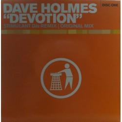 Dave Holmes / Katana- Devotion / Let The Base(BASES REMEMBER HARDHOUSE MUY BUENAS¡¡)