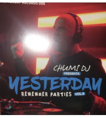 Chumi DJ ‎– Yesterday...