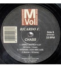 Ricardo F. - Chasis – Remixes