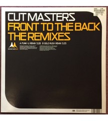 Cut Masters - Front To The...