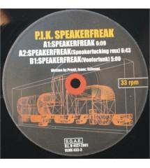 PIK – Speakerfreak (NACIONAL)