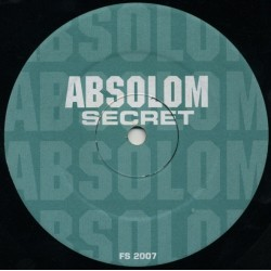 Absolom - Secret(Copia Import¡¡)