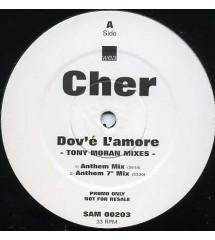 Cher – Dov'é L'amore (Tony...