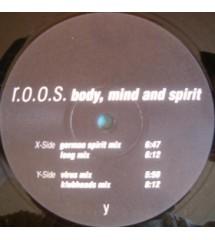 ROOS – Body, Mind & Spirit...