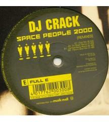 DJ Crack – Space People...