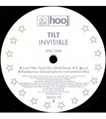 Tilt ‎– Invisible (Disc One)